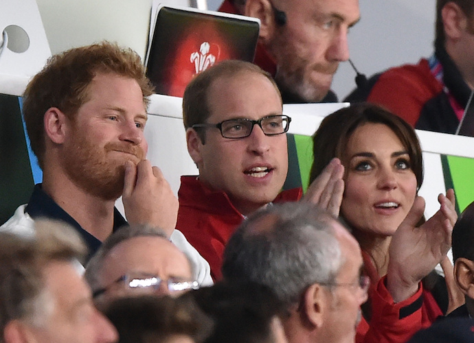 Prince Harry & Prince William Rumored To Make Cameo In Next 'Star Wars' Film