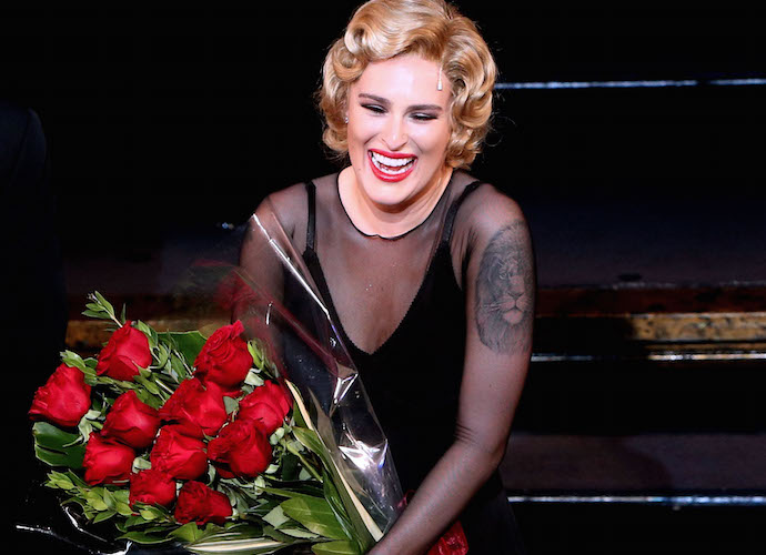Rumer Willis Makes Her Broadway Debut As Roxie Hart In 'Chicago'