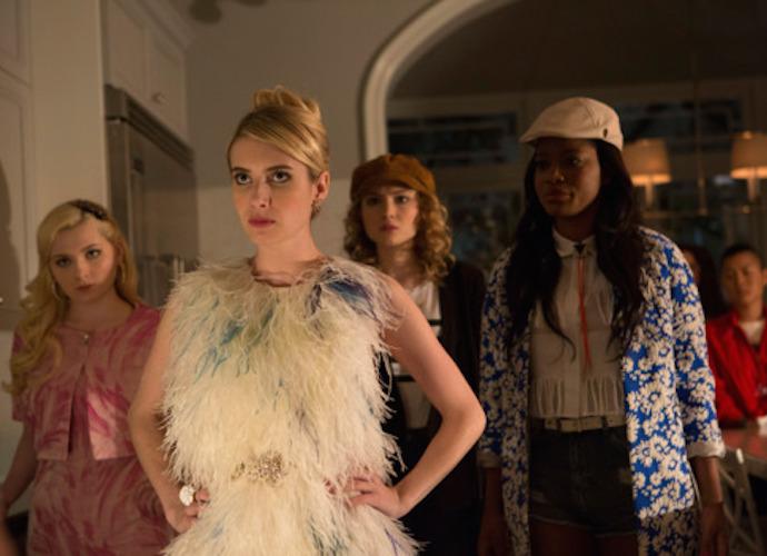 'Scream Queens' Recap: Hester Gets A Makeover; Red Devil Ends Coney