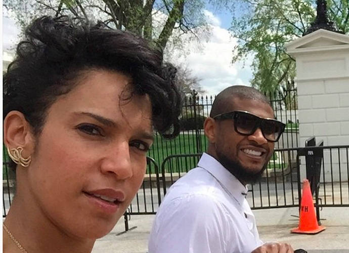 Usher Weds Longtime Girlfriend Grace Miguel, Heads To Cuba For Honeymoon