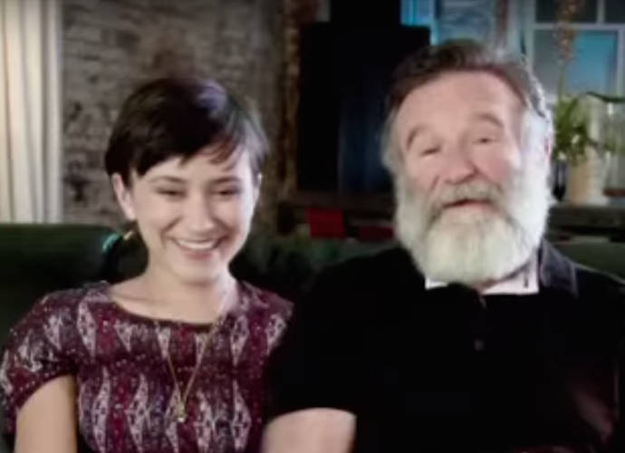 Zelda Williams, Daughter Of Robin Williams, Calls Out Eric Trump For Using Video Of Late Dad