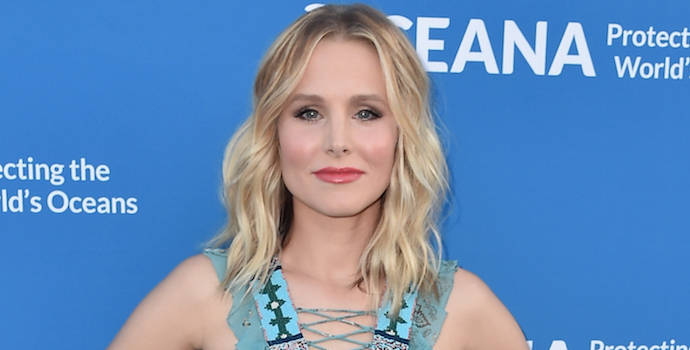 Kristen Bell's Confesses Kids Don't Like 'Frozen' But Love 'Game of Thrones' On 'Jimmy Kimmel'