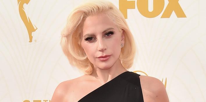 "Lady Gaga Covers ""Imagine"" At Baku European Games Opening Ceremony"