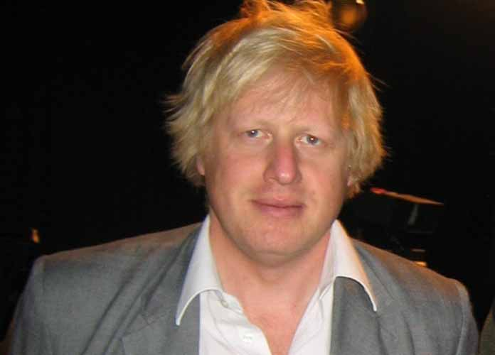 Boris Johnson, The Mayor Of London, Knocks Over Child In Rugby Game