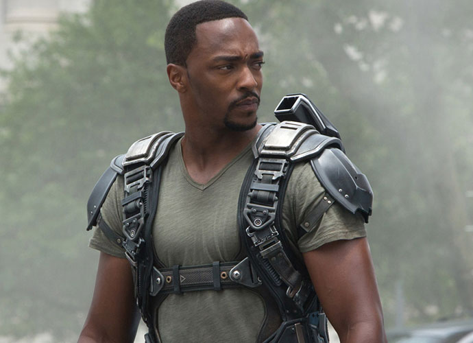 Anthony Mackie Signs On To Star In Next Captain America Film