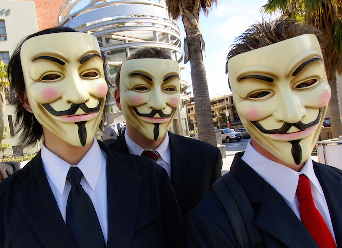 Anonymous To Unhood 1,000 Ku Klux Klan Members In Operation KKK