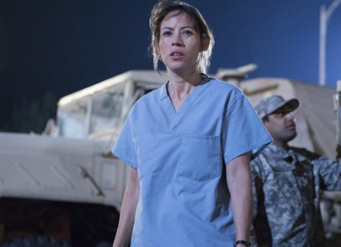 'Fear The Walking Dead' Finale Recap: Liza Gets Infected In 'The Good Man'