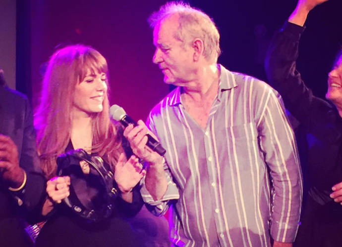 Jenny Lewis Is Not Dating Bill Murray, Despite Reports