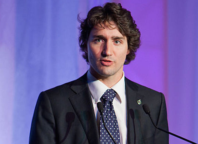 Justin Trudeau Wants A 'Rematch' Fight With Matthew Perry