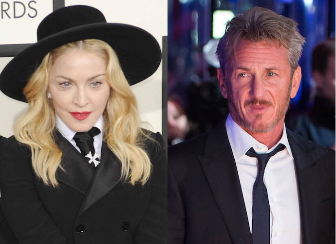 Is Madonna Dating Ex-Husband Sean Penn?