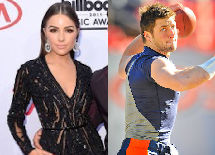 Miss usa dating tim tebow