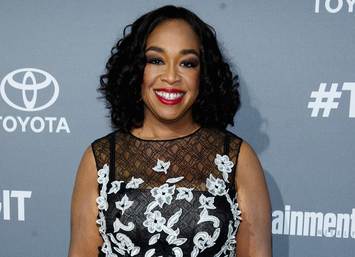 Shonda Rhimes Speaks On The Making Of Hillary Clinton Bio Film 'Hillary' [WATCH VIDEO]