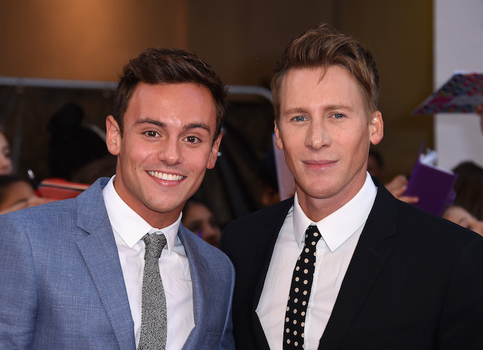 Tom Daley And Dustin Lance Black Announce Engagement In 'The Times'
