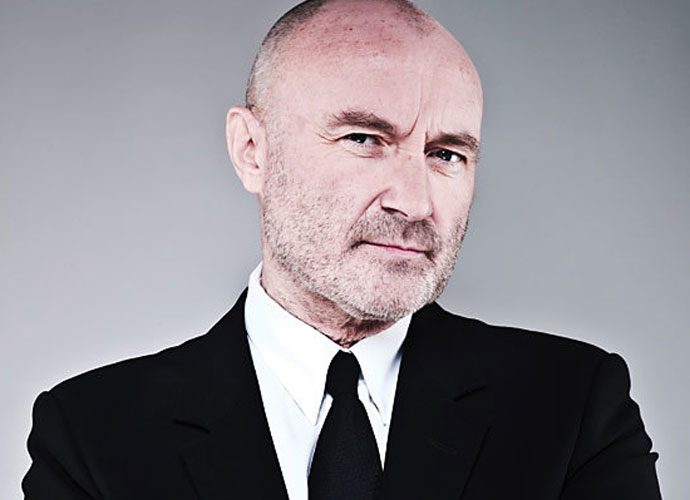 Phil Collins Sends Eviction Notice To Ex-Wife Orianne Cevey