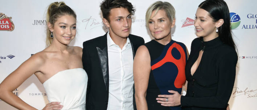 Yolanda Hadid Shares She Is 'Very Much In Love' With Boyfriend Joseph Jingoli