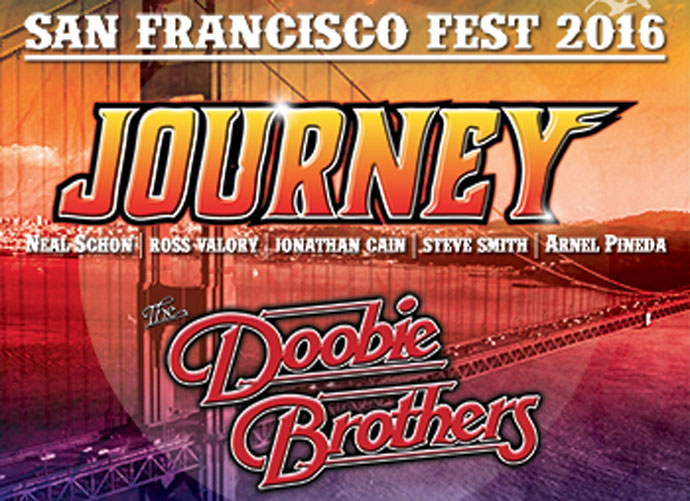 journey and the doobie brothers team up for 2016 tour uinterview. Black Bedroom Furniture Sets. Home Design Ideas