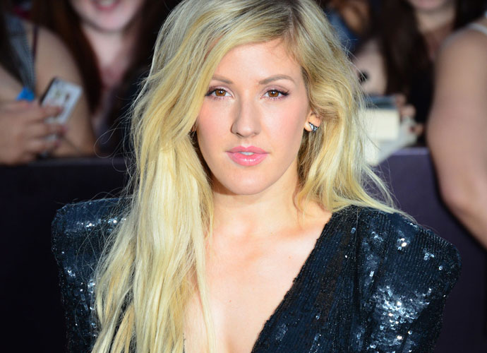Ellie Goulding Falls Through Frozen Lake In Norway, Nearly Drowns