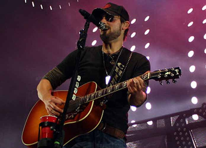 "Eric Church Delivers Passionate Tribute To Las Vegas Shooting Victims With Song ""Why Not Me"""