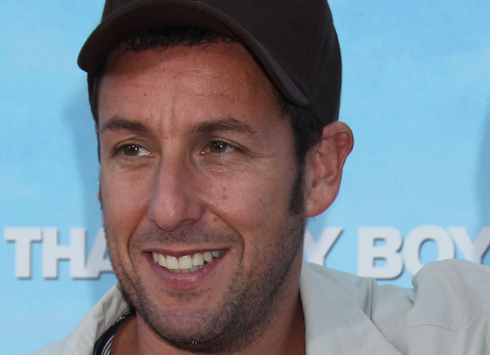 Adam Sandler Criticized For Touching Claire Foy's Knee During Interview [VIDEO]