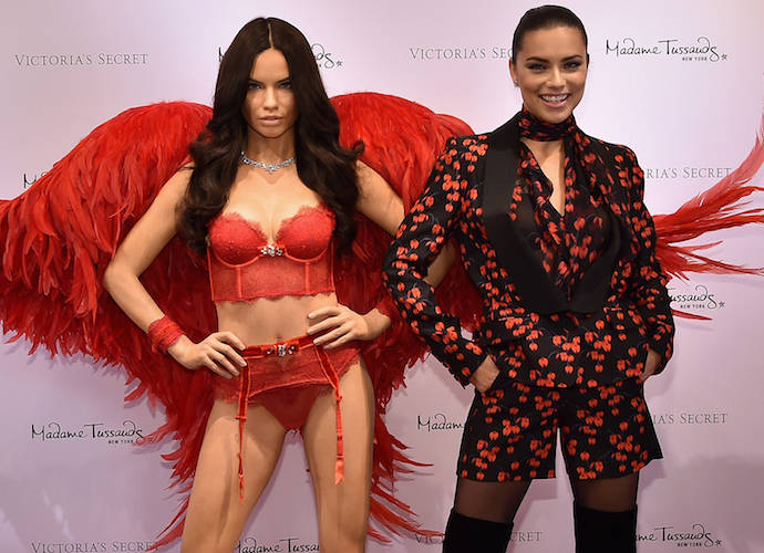 Adriana Lima Denies Justin Bieber Dating Rumors