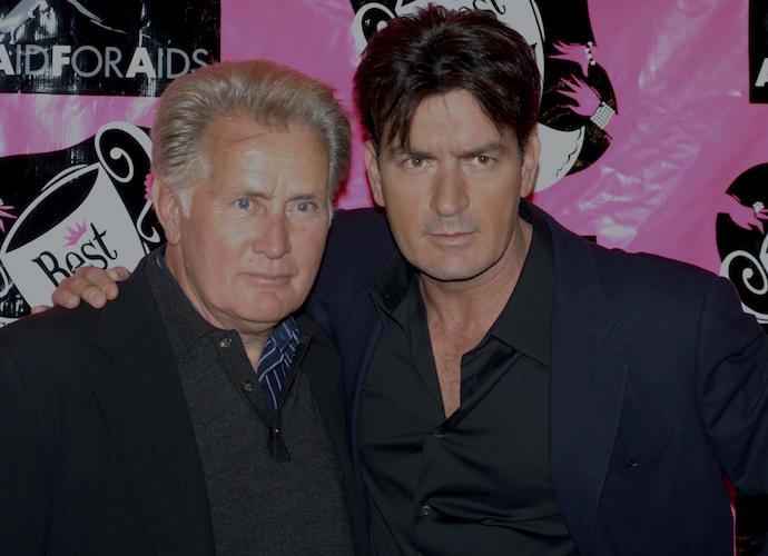 Martin Sheen Says He's Proud Of Son Charlie Sheen's Courage In Disclosing His HIV Status