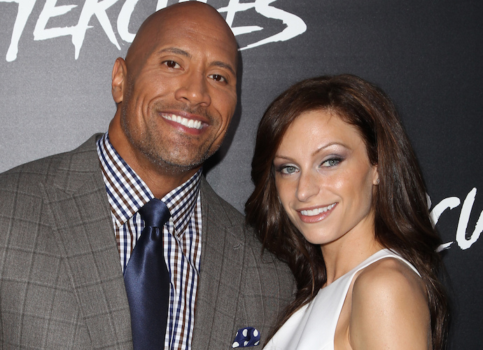 Dwayne Johnson And Girlfriend Lauren Hashian To Welcome First Child Together
