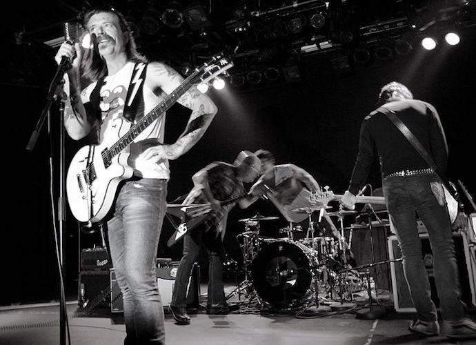 Eagles Of Death Metal Join U2 On Stage In Paris