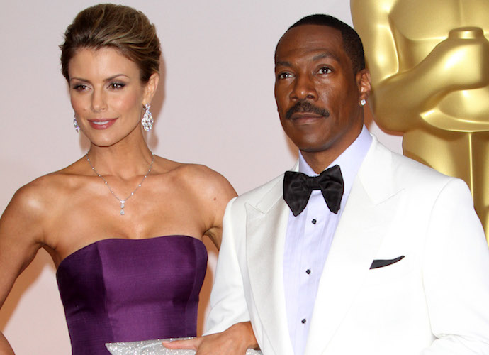 Eddie Murphy Welcomes 10th Child, Max, With Fiancee Paige Butcher