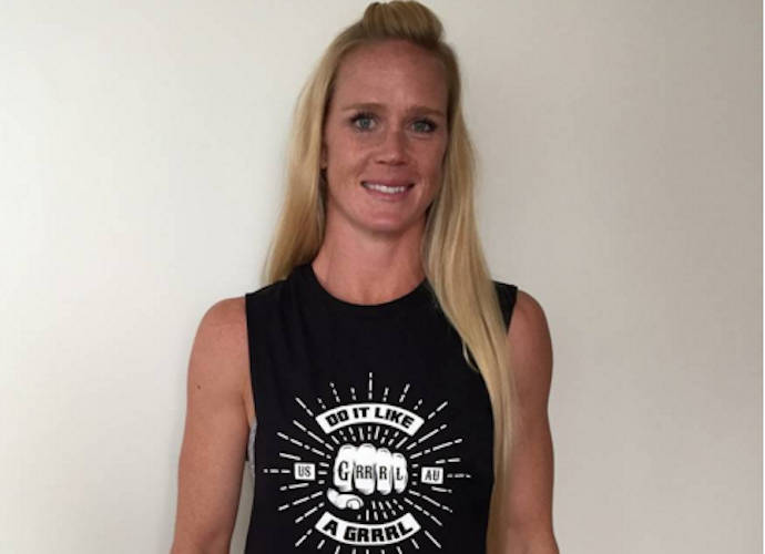 Does Holly Holm, New UFC Champ, Not Know Who Beyoncé Is?