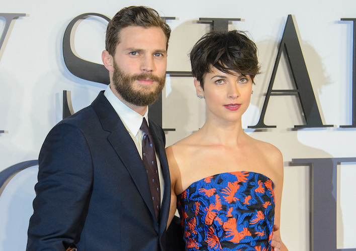 Jamie Dornan Expecting Second Child With Wife Amelia Warner