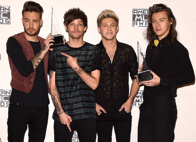 One Direction Goes On Hiatus, Thanks Fans