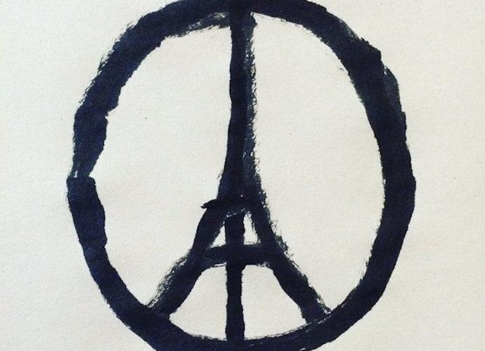 'Peace For Paris' Image Dominates Social Media In Wake Of Terror Attacks