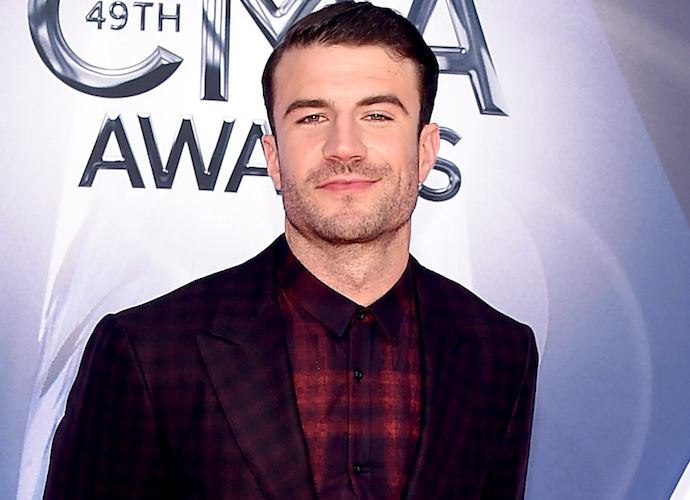 Sam Hunt Performed Single 'Take Your Time' Dressed Like A Priest At CMA Awards