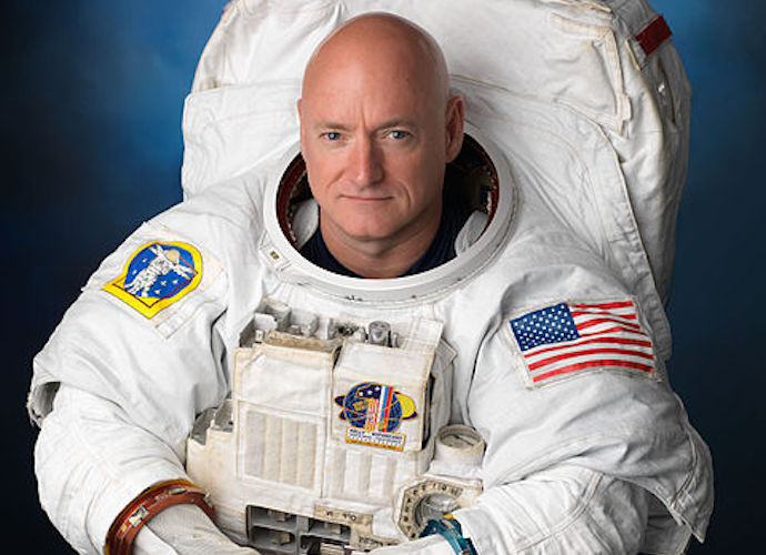 Astronaut Scott Kelly Sparks UFO Debate With Tweets From Space