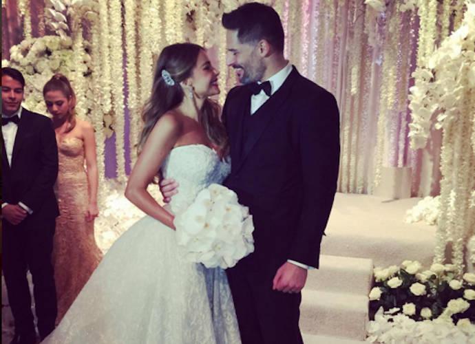 Sofia Vergara Marries Joe Manganiello At The Breakers
