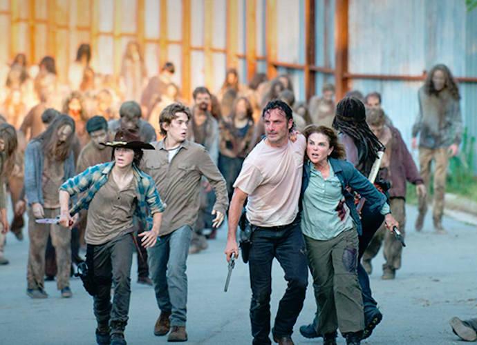 'The Walking Dead' Season 9 Trailer Debuts At Comic-Con