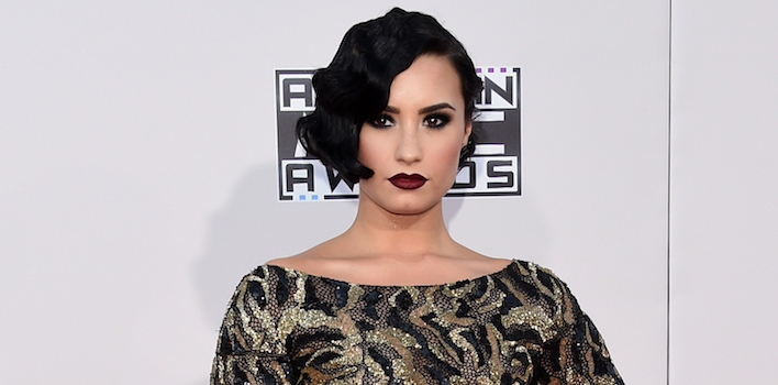 Demi Lovato Releases New Music Video For 'Stone Cold' – WATCH
