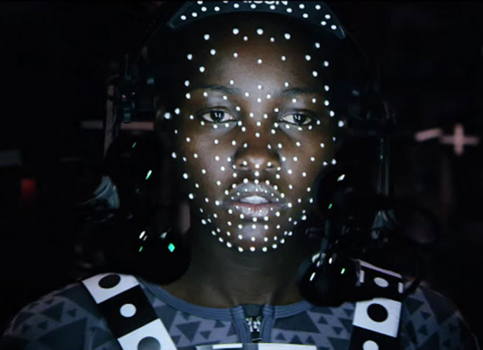 Lupita Nyong'o 'Star Wars: The Force Awakens' Character Revealed