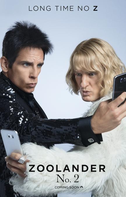 'Zoolander 2' Stars, Ben Stiller And Owen Wilson Appear On SNL's 'Weekend Update'
