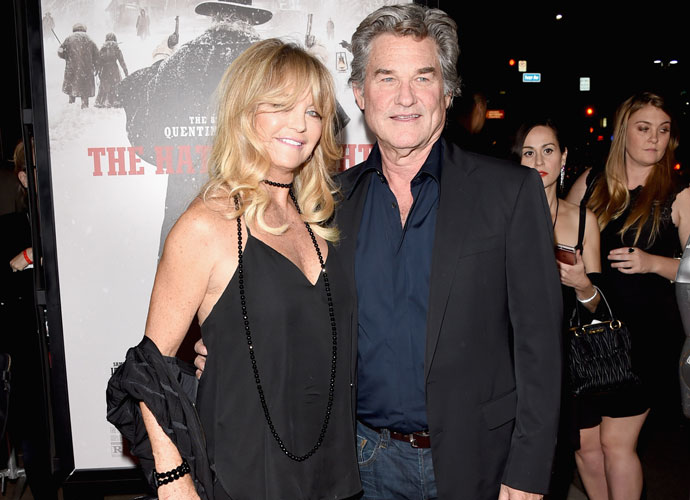 Kurt Russell Shuts Down Goldie Hawn Marriage Rumors