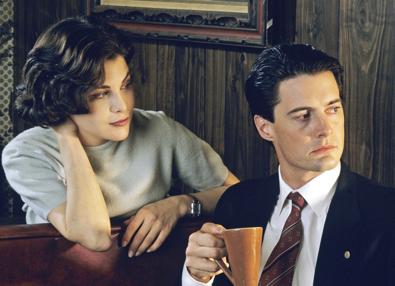 The mysterious new 'Twin Peaks'