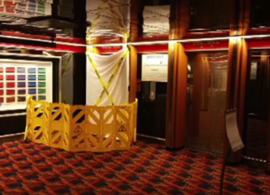 Carnival Cruise Worker Dies In Elevator Accident, Passenger Films Bloody Scene