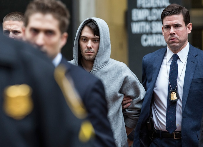 'Pharma Bro' Martin Shkreli Forced To Hand Over Wu-Tang Clan Album In Court