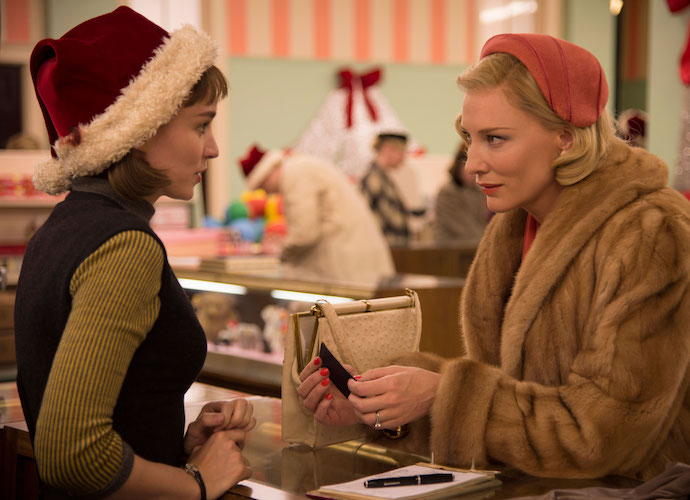 Golden Globe Nominations 2016: 'Carol' Leads With 5 Nods [FULL LIST]