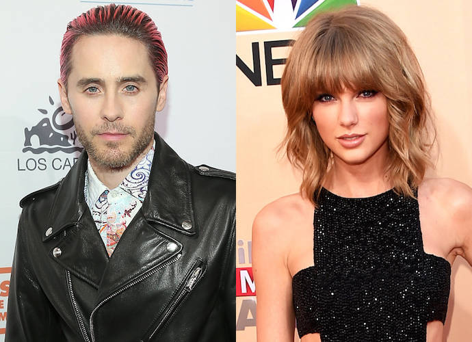 Jared Leto Apologizes To Taylor Swift After Video Leaks Showing Him Dissing The Singer