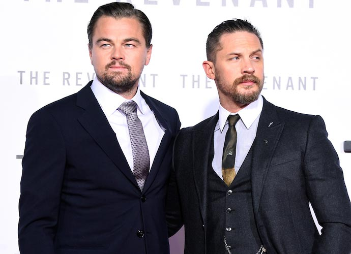 Tom Hardy Loses Bet To Leonardo DiCaprio, Gets Tattoo
