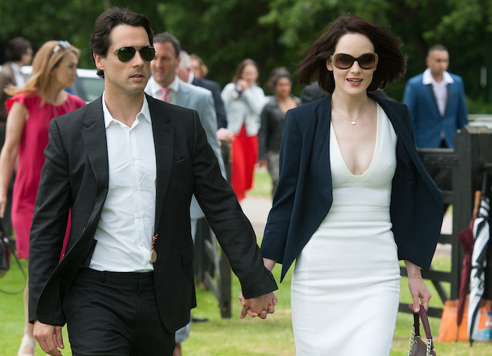 Michelle Dockery's Fiancé John Dineen Dies Of Cancer At 34