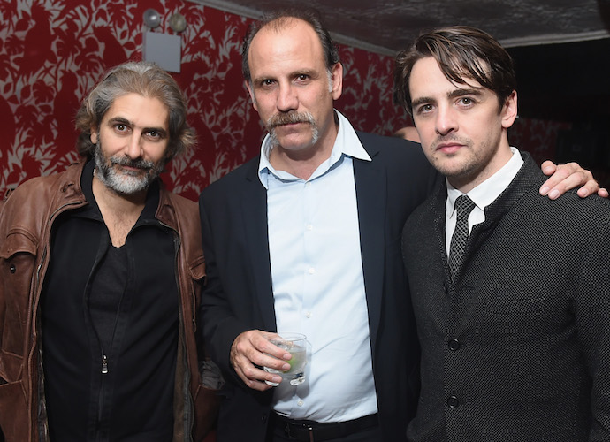 Nick Sandow, Michael Imperioli, Vincent Piazza On 'The Wannabe' [EXCLUSIVE VIDEO]