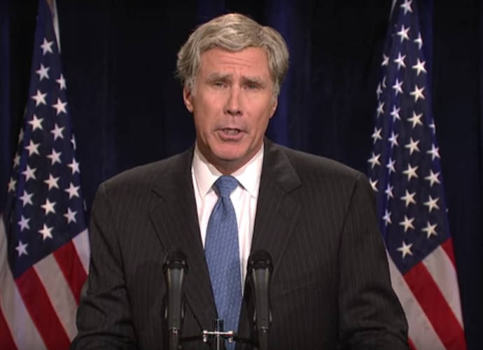 Will Ferrell Returns To 'Saturday Night Live' As George Bush