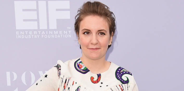 Lena Dunham Says She Will Move To Canada If Donald Trump Is Elected